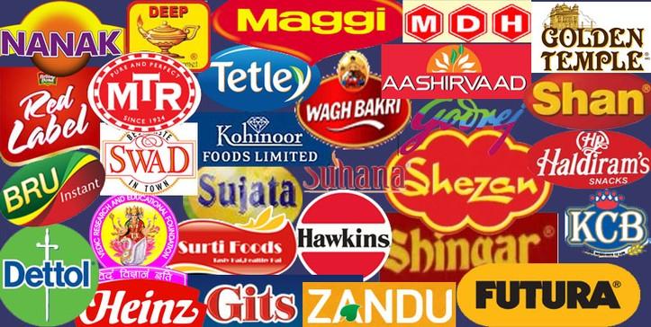 Major Indian Food Brands